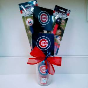 Cubs Combo Gift Basket