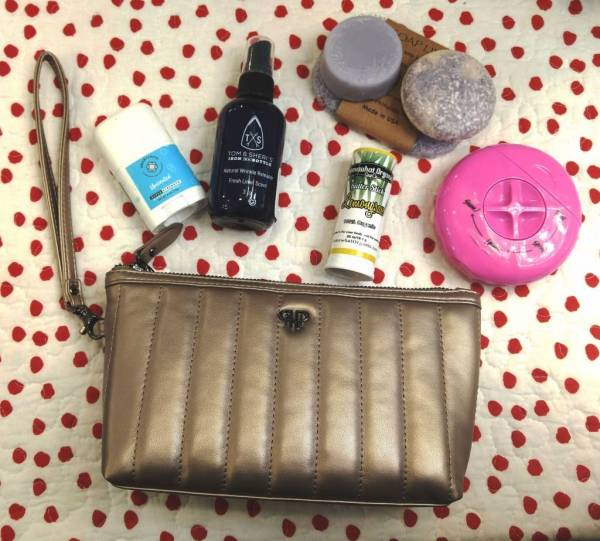 Carry on travel pack