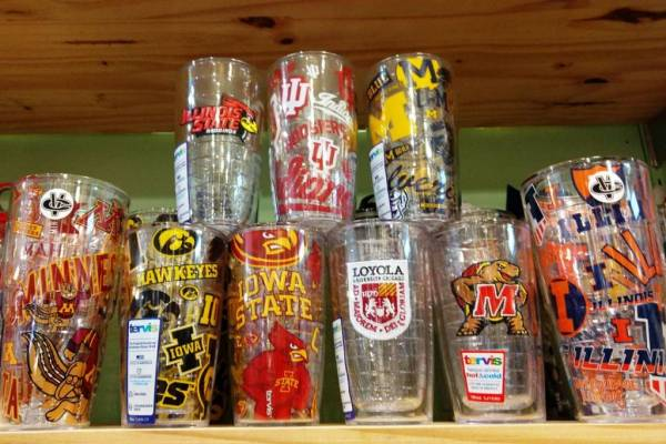 College Tervis Tumblers