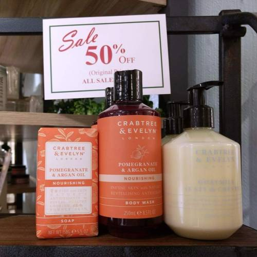 Sale Crabtree & Evelyn