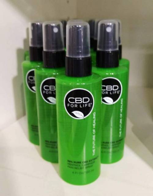 CBD Spray