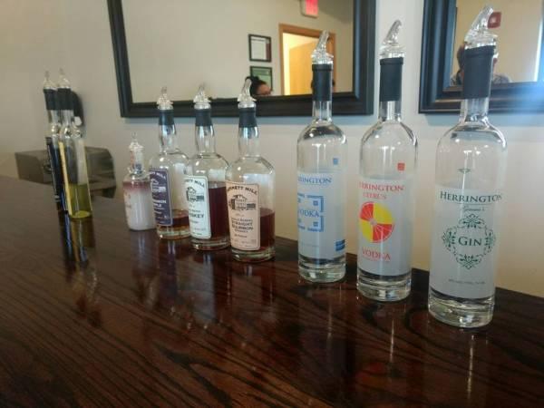 Geneva distillery - award-winning spirits