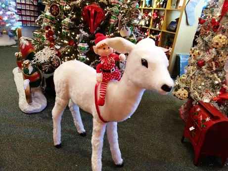 Meet new freinds in our Christmas Store